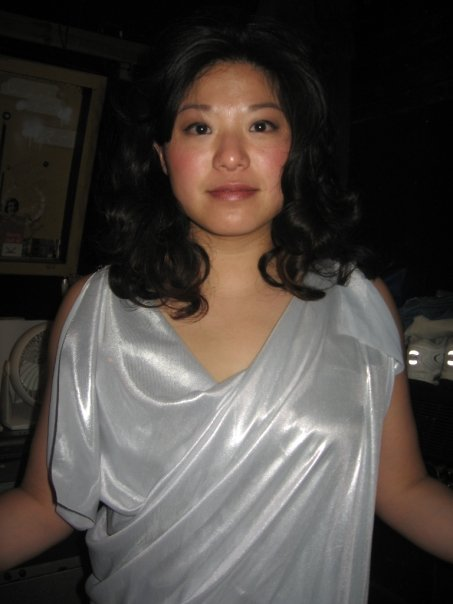 My Angel/Jesus costume from Callimachus in Alcyone 08)